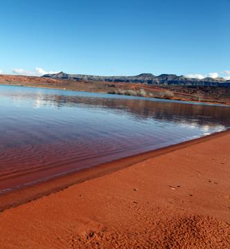 Sand Hollow Red Beach