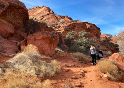 Red Reef trail hike