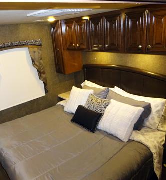 Kodiak Bedroom